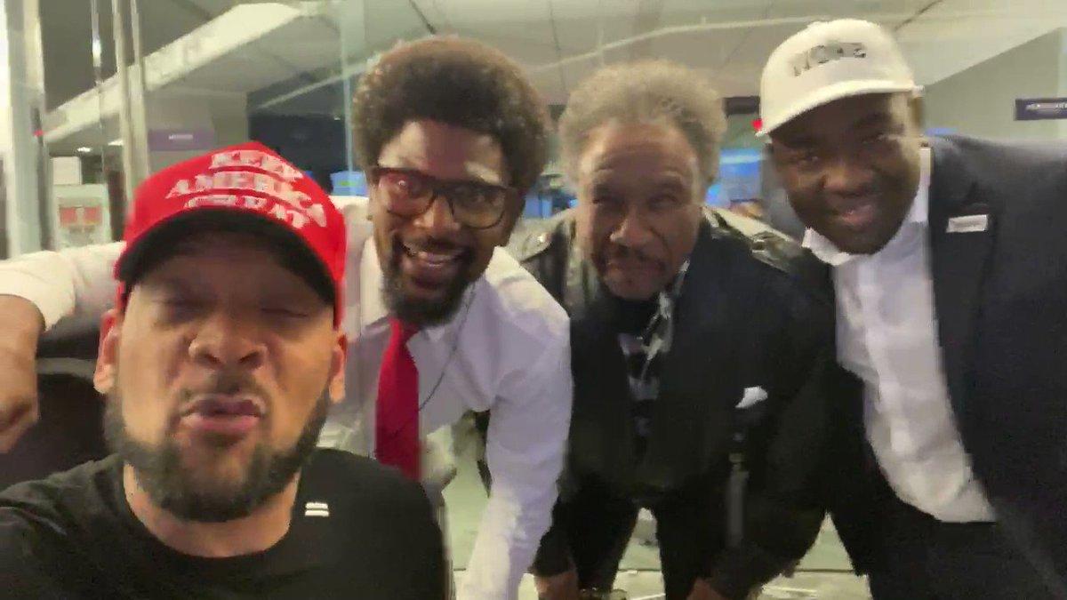 Black Voices for Trump (@BlackVoices4DJT) on Twitter photo 21/02/2020 02:56:58