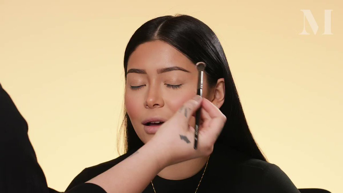 Let us know which look from the @Jaclynhill  Campaign you wanna see @lipsticknick slay next! 👇 Watch @Lipsticknick, recreate the iconic look from the #MorpheXJaclynHill Palette Volume II campaign on #MorpheBabe @daisymarquez_. ❤️💛 #Morphe   Full vid: https://youtu.be/-BNtzu5rKos 👈