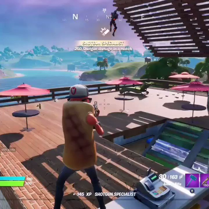 Get off of me...  #Fortnite #xbox #ps4