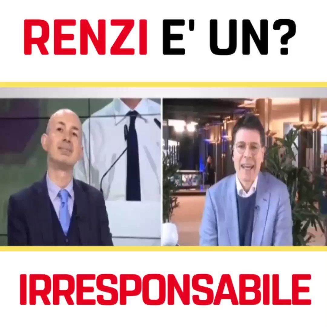 RT @ignaziocorrao: A Sky Tg24 mi hanno chiesto cosa penso io di Renzi. Ecco cosa ho risposto... https://t.co/wwWOPIypb9