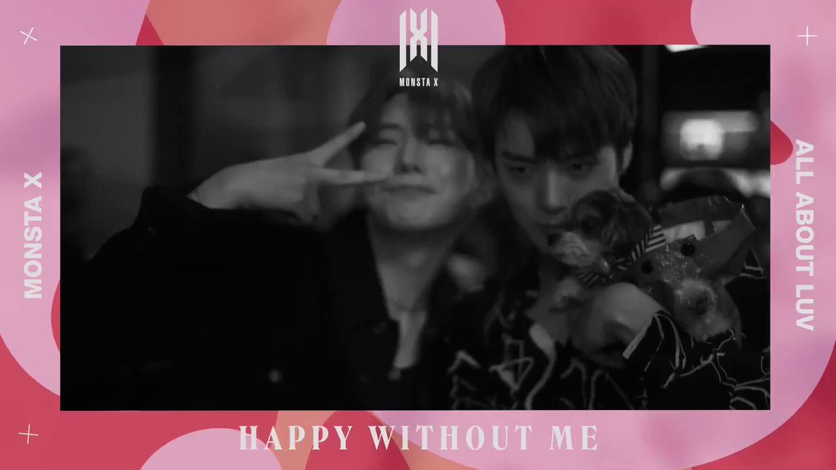 Truly blessed that there are new @OfficialMonstaX videos out today. Which is your fave? #MONSTA_X #MONSTAX #AllAboutLuv
