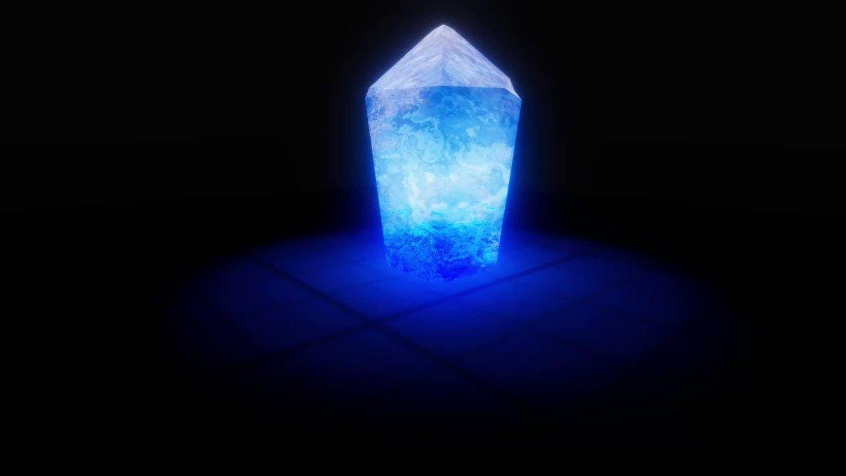 Translucent/Parallax CrystalShader