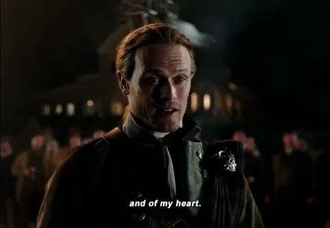 @TartarugaTanya @FFASiteTweets @SamHeughan @Writer_DG @Outlander_STARZ And of my heart ❤️⚔️ #JamieFraser #Outlander #OutlanderS5