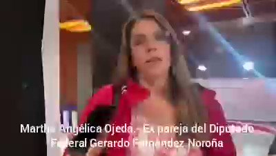 Image for the Tweet beginning: 🔴 Martha Angélica Ojeda Nava