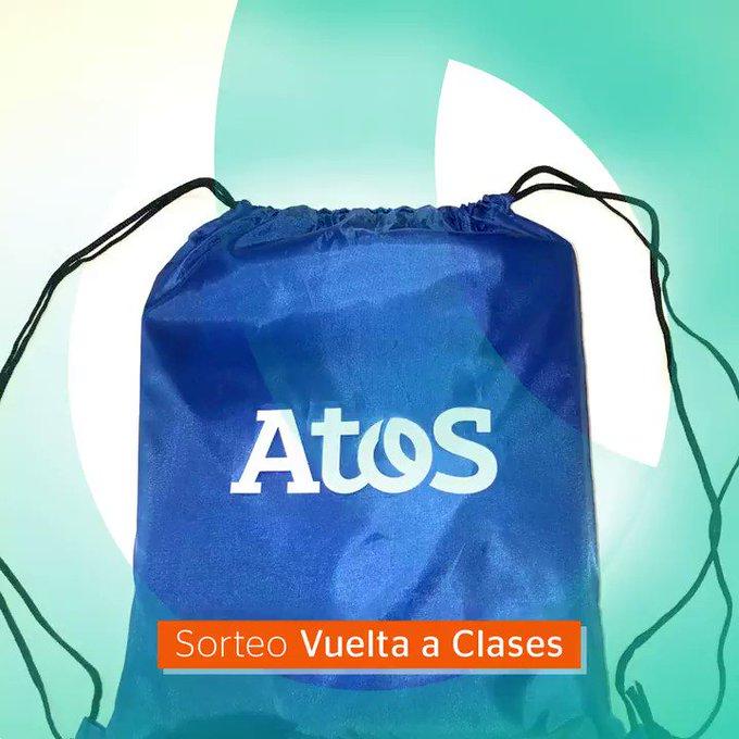 📢 ¡SORTEO! 🎉 En Atos Argentina acompañamos la vuelta a clases de los hij@s...