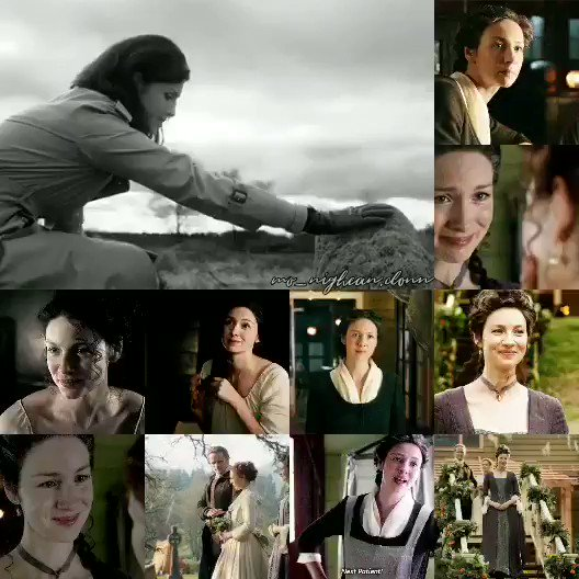 Claire Elizabeth Beauchamp Randall Fraser Grey. Daughter. Wife. Mother. Grandmother. Loyal. Courageous. Survivor. Lover. Compassionate. Smart. A woman of her time. #Outlander #OutlanderS5 #TheFieryCross #TheFrasers #ClaireFraser #CaitrionaBalfe #FrasersRidge