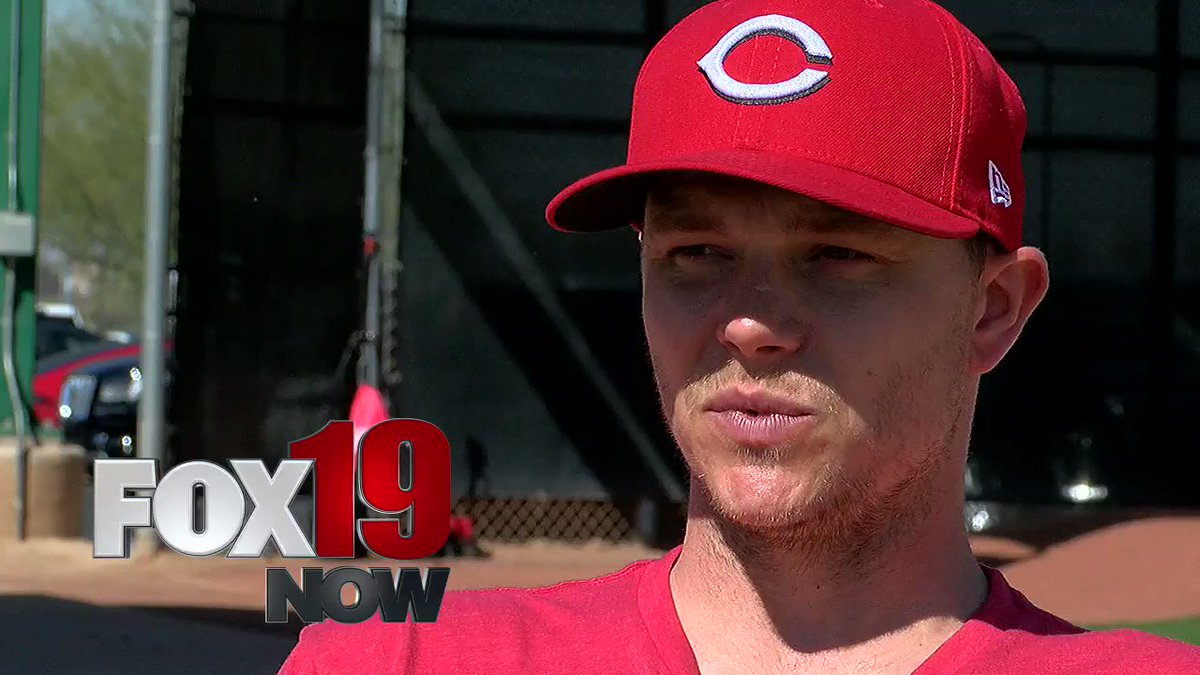 "Local TV 101. Bookmark this bite for #RedsOpeningDay coverage.   Sonny Gray fell in love with Cincinnati last Opening Day.   ""People in Cincinnati love baseball. This is wild. I've never seen anything like this."" #Reds @fox19"