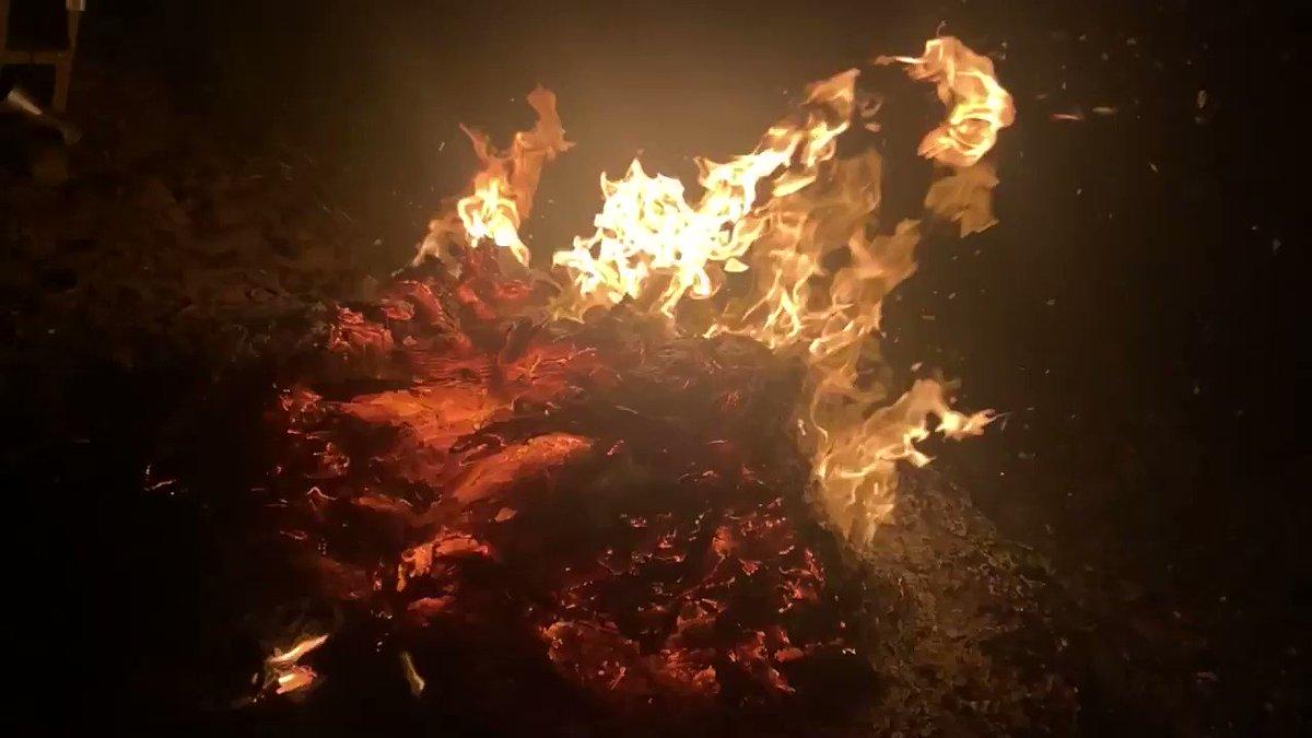 #slowmotion #slomo #photography #video #fire #blog #vlog #photographer #bored #ThrowbackThursday #tbt #snarf #firepit