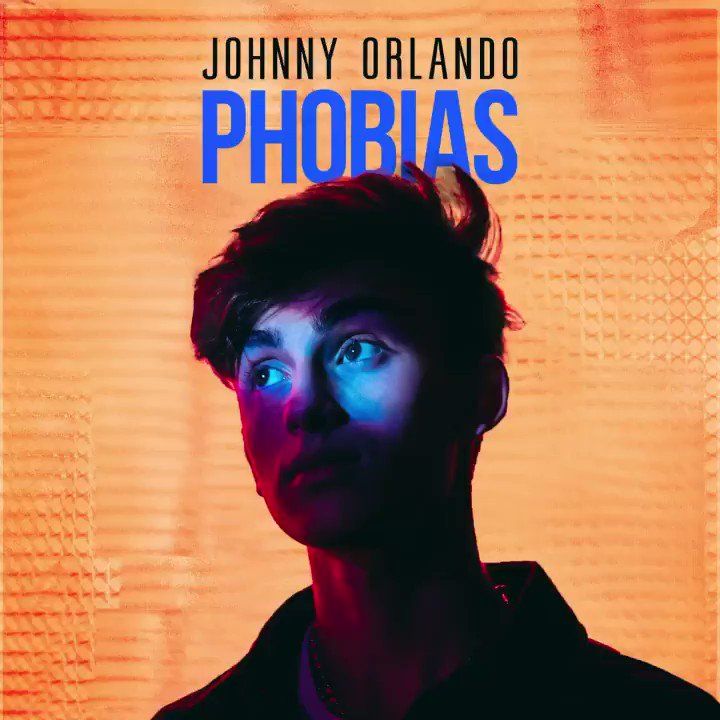 #Phobias is out now everywhere! this song means so much to me & i'm so happy it's finally out in the world. this one's different. go stream it!!🖤🖤 https://johnnyorlando.lnk.to/phobias