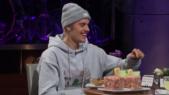 blessing your tl with justin bieber's laugh