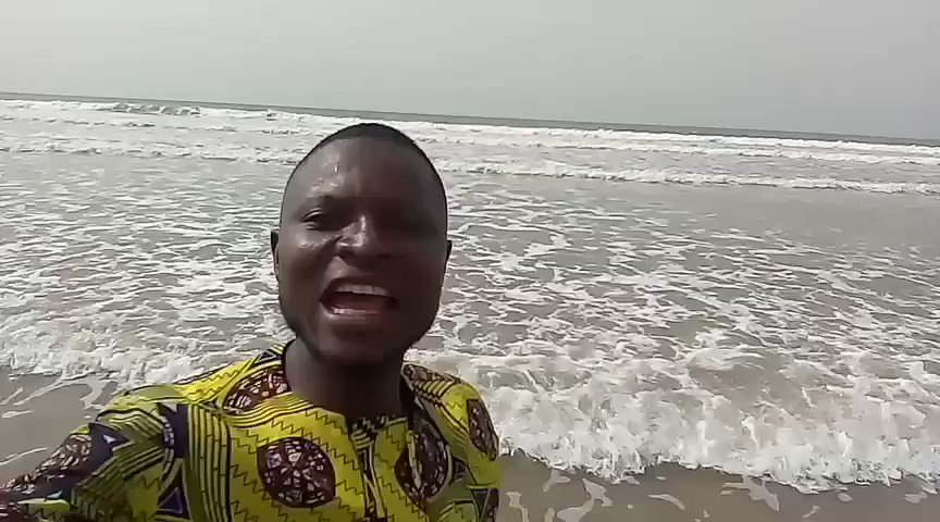 This is Brass beach in Bayelsa.. who says Bayelsa is not a tourist center? Come enjoy your vacation and good time here. #vacation #goodtimes #amazing #bayelsa #FridayMotivation #beach #Jesus #christembassy
