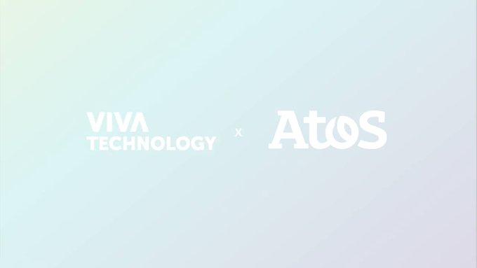Nous sommes partenaire Gold de @VivaTech du 11 au 13 juin prochains...