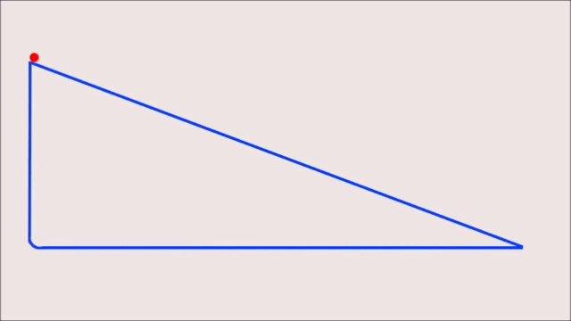 バッティングで「上から最短距離に」そのような指導はまだまだ根強いですが、そんなときに覚えておきたいのが【サイクロイド曲線】勉強してる方はお馴染みですが、まだまだ知らない方も多いと思うので再度。とてもわかりやすい動画です。
