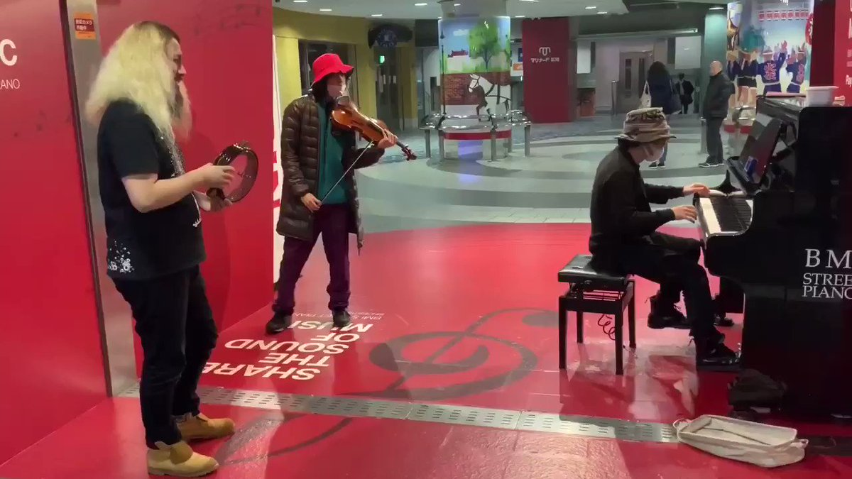 タンバリンと紅を演奏した結果wwwwwwwwwwwwwwwwwwwwwwwwwwwwwwwww