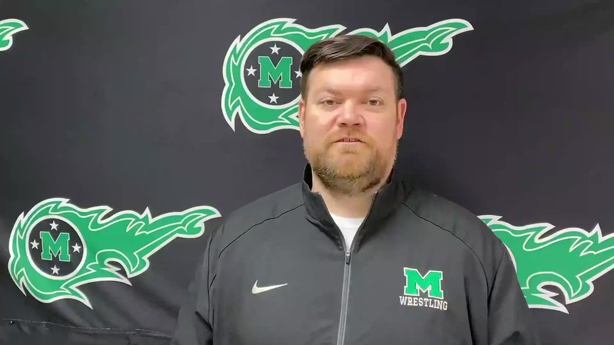 The @CometsWrestle competes in the @gmcsports championship tomorrow. Sports Broadcaster @aydencrowley4 spoke with Comet head coach @CoachMaffey about tomorrow's championships and how he feels about what he calls the MONTH OF CHAMPIONS.