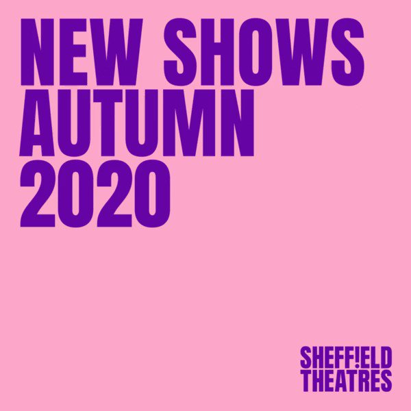 Here we go! Say hello to our new season of brilliant shows for Summer/Autumn 2020!