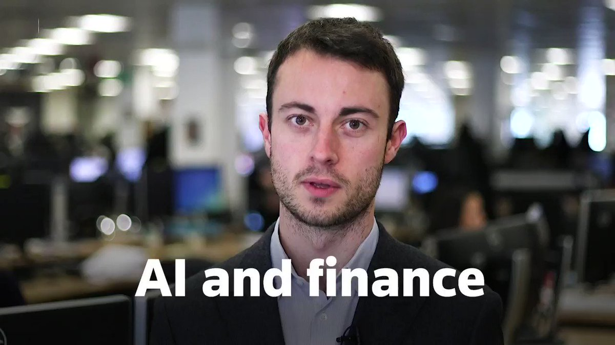 AI and finance are colliding. That means there'll be a love-hate relationship between regulators and the new technology. @LiamWardProud explains more in detail.