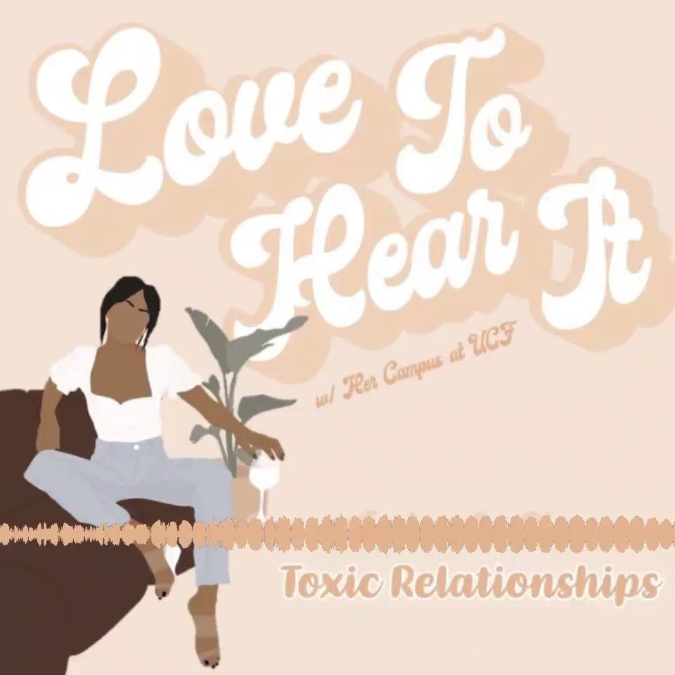 #February's episode of the #LoveToHearIt #podcast is a special #GalentinesDay installment about #ToxicRelationships. Panelists Emily Ryan and @xJaimbee discuss how to recognize a toxic relationship (or friendships) and ways to avoid them. Hosted, as always, by @chrissyportwine.