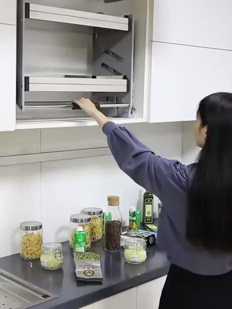 Кухня для людей невысокого роста.