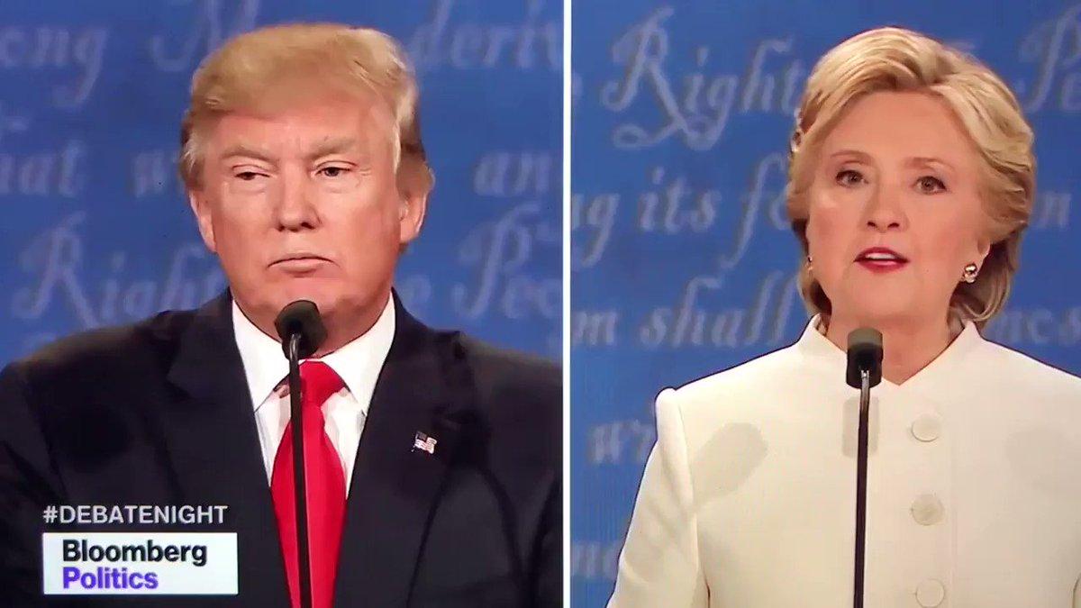 @HillaryClinton Hillary Warned Us...