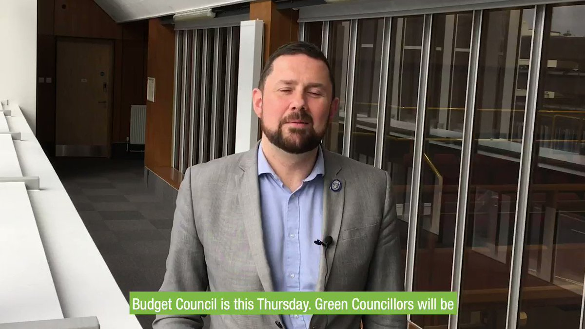 📝This week, the #BHBudget for 2020/21 will be decided at a meeting of councillors. @BHGreenCllrs will be putting forward positive proposals to tackle our #ClimateCrisis 🌎, housing crisis🏠 and the effects of Tory cuts. ✂️ Here is Green Convenor @Phelimmac on their plans👇