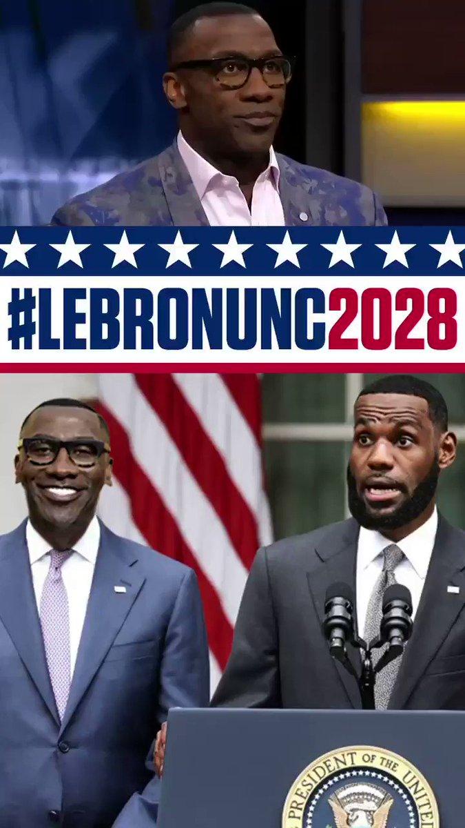 #LeBronUnc2028