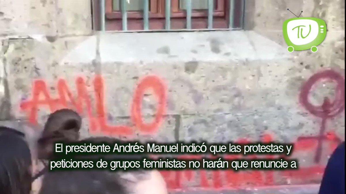 """""""no harán que renuncie a moralizar al país"""" : @lopezobrador_"""