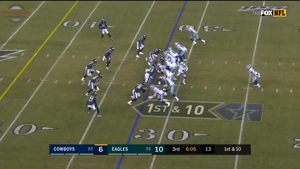 Did you see this #Cowboys highlight:Dak to Jarwin for 14 yard gain #DALvsPHI Find out more at bit.ly/2ntm3o8 #CowboysNation #DallasCowboys #NFL #NFLHighlights #SportsTalkLine