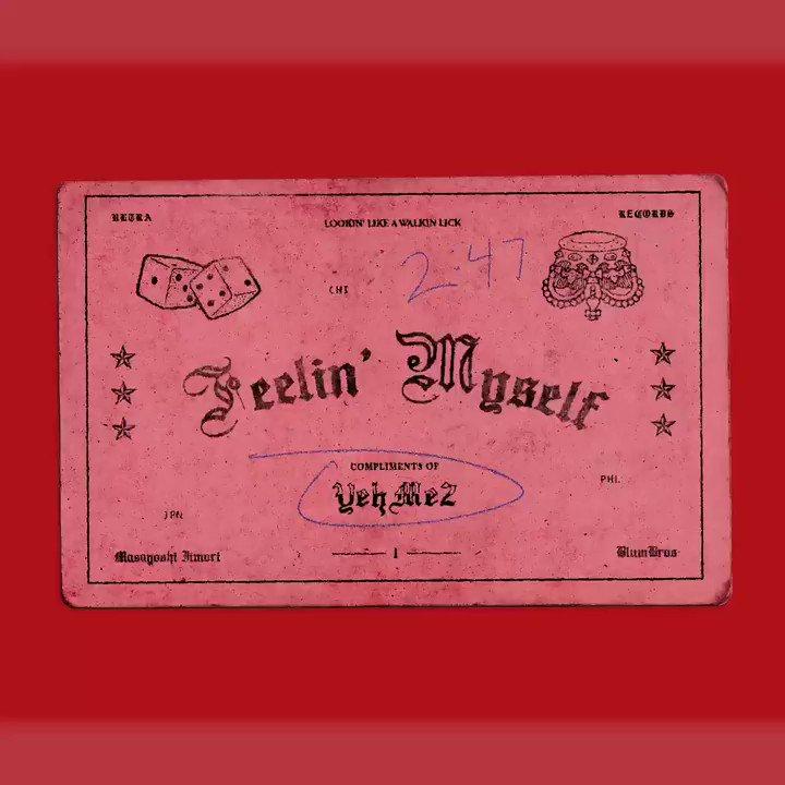 【新曲リリース❗️】#FEELINMYSELF アメリカのトップトラッププロデューサー、元FlosstradamusのメンバーでもあるYehMe2と曲を作りました!リリースはEDMの超大手Ultra Musicから!@yehme2 @blumbros @ultrarecords Apple MusicSpotify