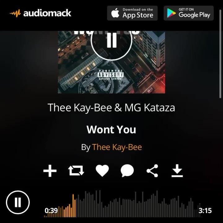 Thee Kay-Bee dropped a 🔥 single alongside Mg Kataza   Please like & share | for more info DM us now    #DJSBU #RT #artists #WontYou