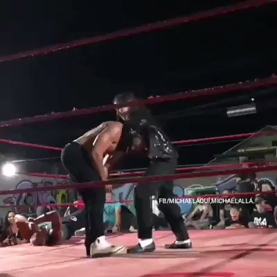 RT @ogug8: Apparently Michael Jackson isn't dead he's a wrestler in Brazil https://t.co/BJUDh1sbGT