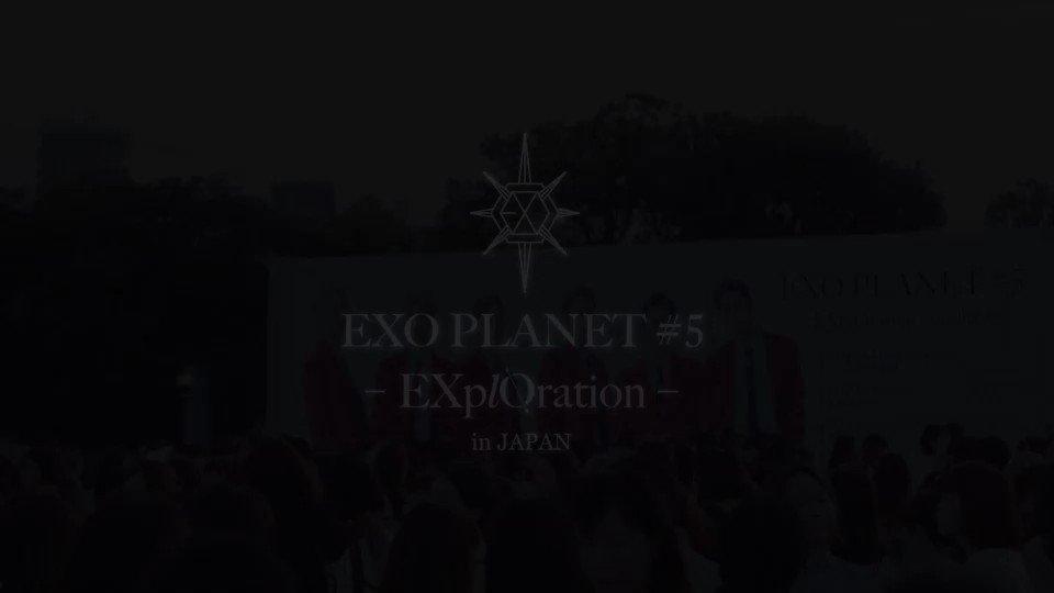 2020.02.26 Release LIVE DVD&Blu-ray『EXO PLANET #5 - EXplOration - in JAPAN』ティザー4日連続公開! 初回限定盤に収録のバックステージドキュメンタリー ティザー#1は、ステージの裏側やツアー最終日、ファンの皆さんからのサプライズの模様を少しだけ公開🕊✨#EMT exo-jp.net/discography/