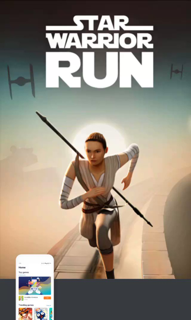 Image for the Tweet beginning: Run as far as you
