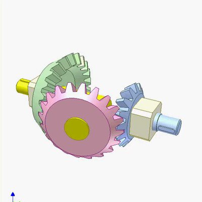 Satellite Bevel Gear