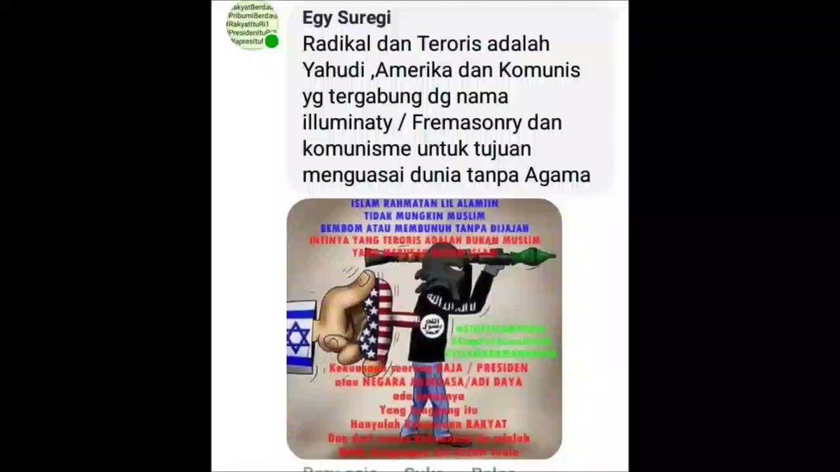 USA And Israel Made Terorism  #StopIslamopobia  #SangPrabu  #eggboy