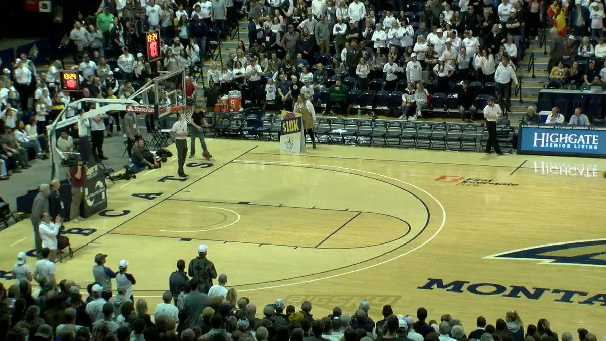 FROM FULL COURT. $11,111 IN HIS POCKET. (via @MSUBobcats)