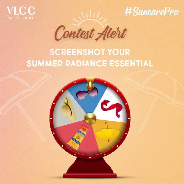 Which summer essential provides your skin with Radiance? Share a screenshot of the right answer and stand a chance to win big. #SuncarePro #Contest #ContestAlert #contestindia