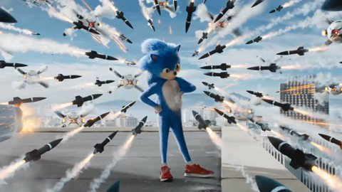 Join us tonight at 7pm for the thrill ride that is SONIC THE HEDGEHOG!#SonicMovie #sonicthehedgehogmovie #SonicTheMovie #JimCarrey #sega