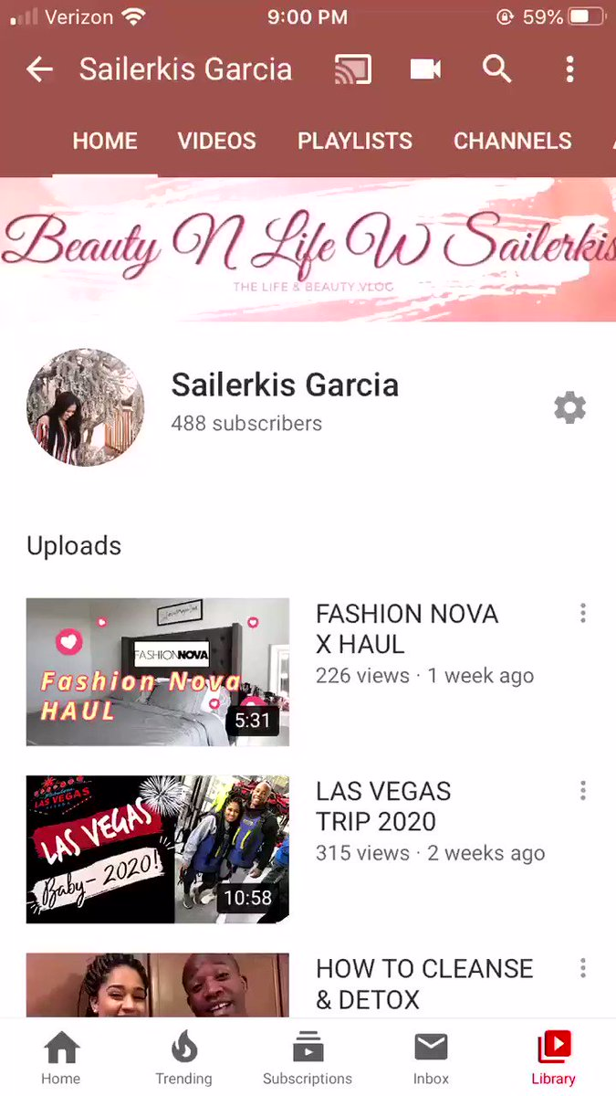 Because if you havent subscribed or tuned in to watch you are missing out! Click on the link to stay tuned for my next video! 😘 Make sure to hit the bell and subscribe!   https://www.youtube.com/channel/UCOWovY506KhXXDxefzBz34Q… #YouTube #channel #videos #ad #beauty #comment #content #fashionnova #follow #sunday
