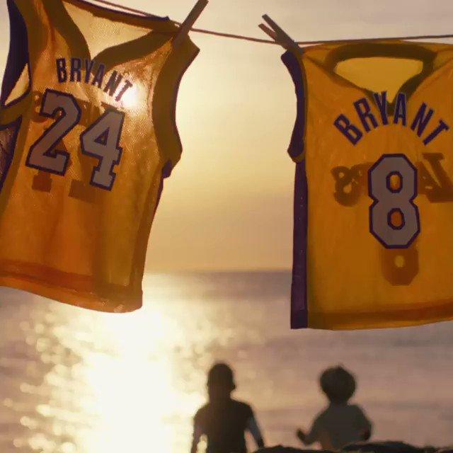 2️⃣4️⃣ Kobe Bryant forever 8️⃣💜💛 #KobeFarewell