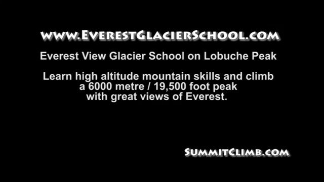 http://www.EverestGlacierSchool.com  - 3 days of easy mountain learning, while climbing a lovely trekking peak. From the summit you can see a stunning view of Everest!. Visit our website  http://www.youtube.com/watch?v=JF2cjpP4YCI&feature=youtu.be …  #EverestGlacierSchool #Climbing #Expedition #SummitClimb