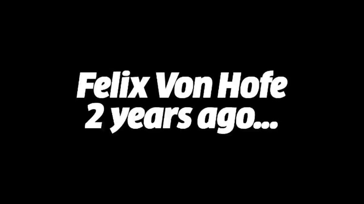 Shoot enough shots... you'll eventually hit one @FelixHofe