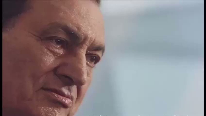 إنا لله و إنا اليه راجعون ، انتقل الي رحمه الله صباح اليوم والدي الرئيس مبارك . اللهم أعفو عنه و اغفر له و ارحمه .