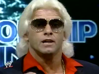 Happy 71st birthday to the King of Trash-talk, Ric Flair  : WWE