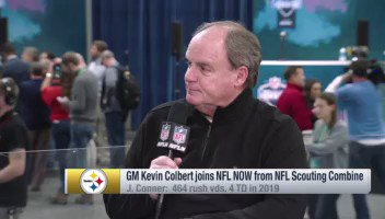Steelers GM Kevin Colbert makes it clear Antonio Brown won't be back