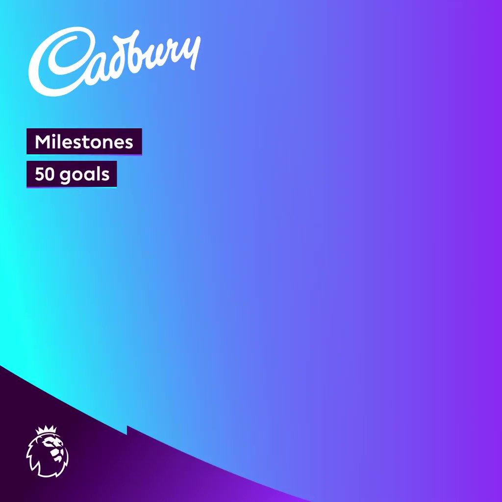💪@CadburyUK #PL milestones for February 💪 𝟱𝟬 𝗚𝗢𝗔𝗟𝗦 ⚽️ Son Heung-min 𝟯𝟬𝟬 𝗔𝗣𝗣𝗘𝗔𝗥𝗔𝗡𝗖𝗘𝗦 👕 De Gea 𝟮𝟬𝟬 𝗔𝗣𝗣𝗘𝗔𝗥𝗔𝗡𝗖𝗘𝗦 👕 Townsend 👕 Vardy 👕 Schneiderlin 𝟭𝟬𝟬 𝗔𝗣𝗣𝗘𝗔𝗥𝗔𝗡𝗖𝗘𝗦 👕 Hojbjerg 👕 Lascelles 👕 Ings