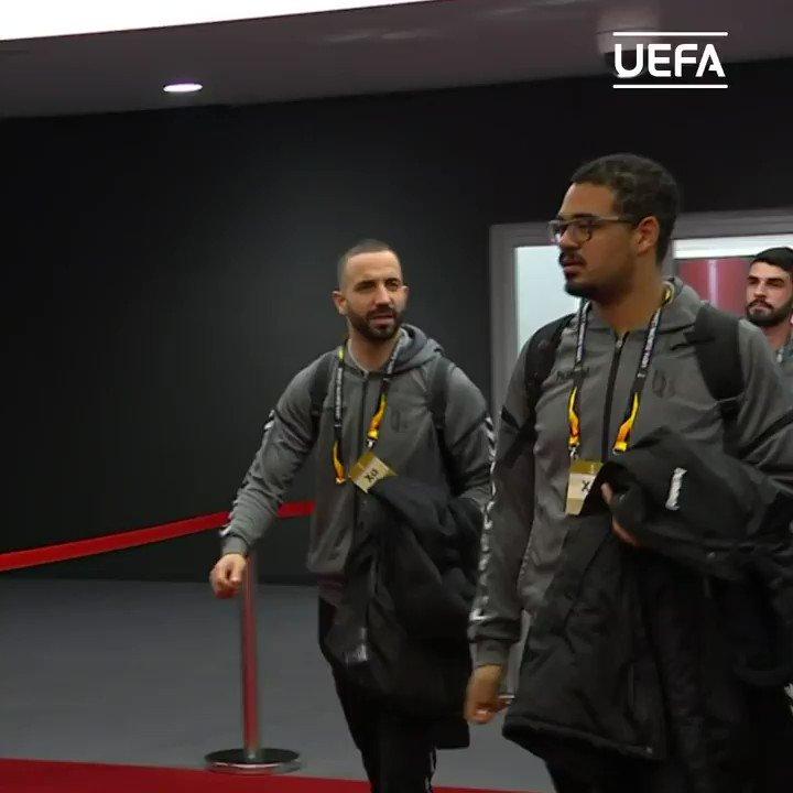 ⚔️ Braga's key man tonight is ______#UEL