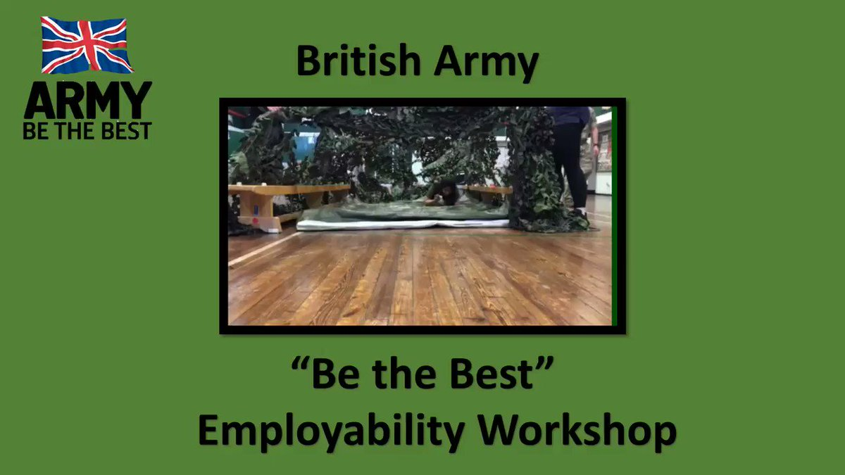 """Army """"Be the Best"""" Employability Workshop today in #Middlesbrough with 4 YORKS @YORKS_REGT   @Archie19FFTB @seanwivey @hartlepoolfe #inspiring #careers Job #Opportunities @The_Black_Rats @hq_recruiting @armyengagement @DancerRTR   Inspiring @field_army Jobs 👍 #ArmyConfidence"""