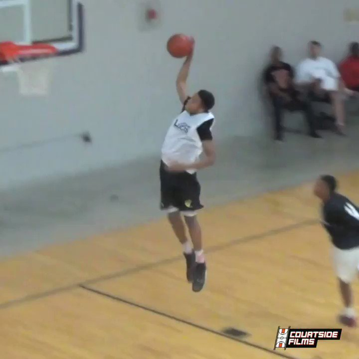 15 year old UNRANKED Markelle Fultz back at the John Lucas Camp! @MarkelleF