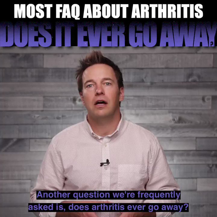 Is there a way to cure Arthritis?🤔   #RenoNevada